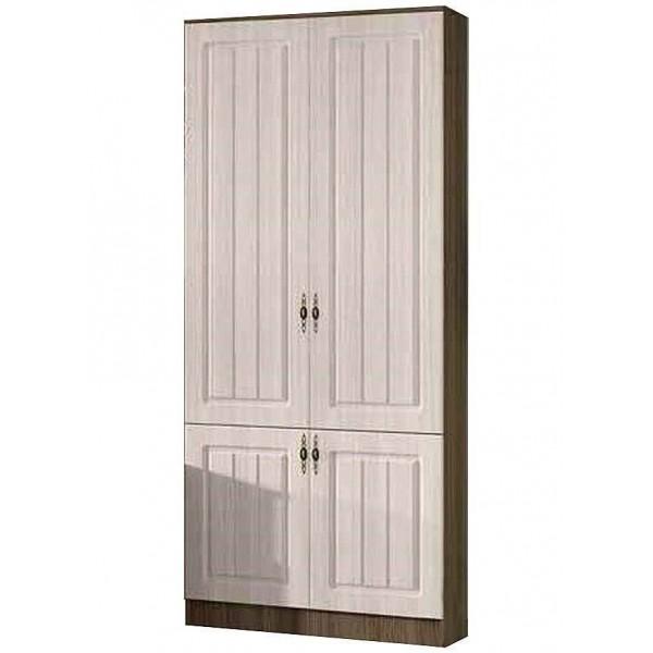 Ницца ДСВ шкаф двухстворчатый 900.2